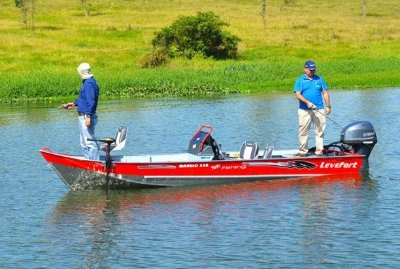 Lancha Marujo 550 Twin Fishing - Levefort