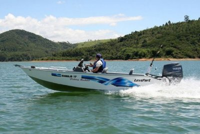 Lancha Marajó 17' Fishing Master - Levefort