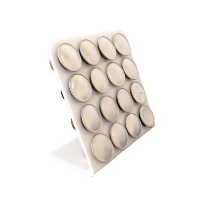 Porta cápsulas de café Nespresso - Branco