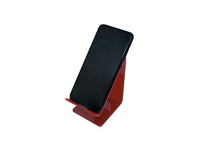 Expositor de celular médio - Vermelho