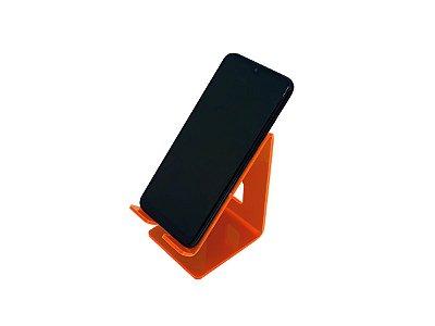 Expositor de celular médio - Laranja