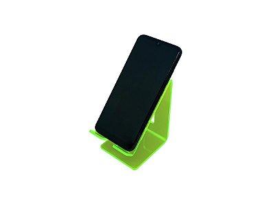 Expositor de celular médio - Verde