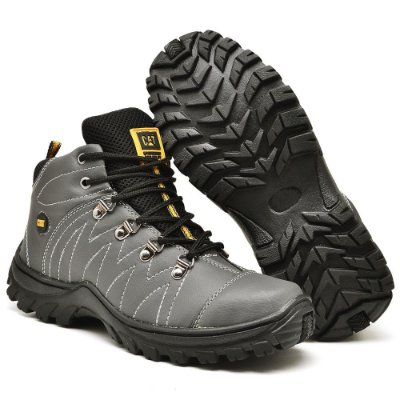 Bota Caterpillar Adventure Eco - Cinza