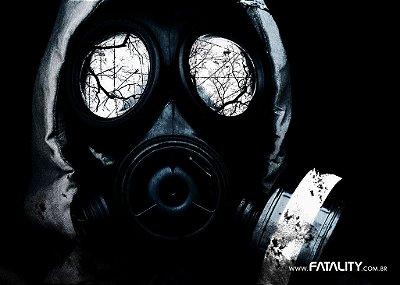 Mousepad Fatality Goth Médio Com Case