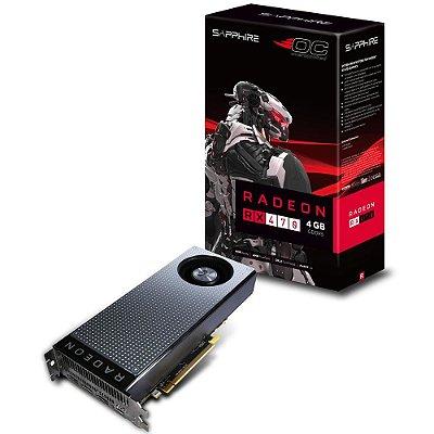 PLACA DE VIDEO SAPPHIRE RADEON RX 470 4GB DDR5 256 BITS