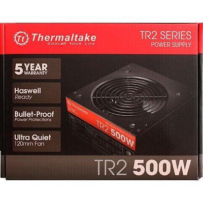 Fonte Thermaltake 500w