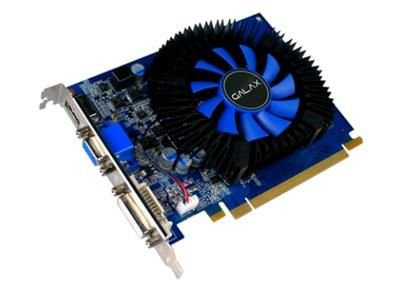 PLACA DE VIDEO GALAX GEFORCE GT 730 2GB DDR5 64 BITS