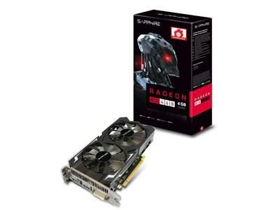 PLACA DE VIDEO SAPPHIRE RADEON RX 460 4GB DDR5