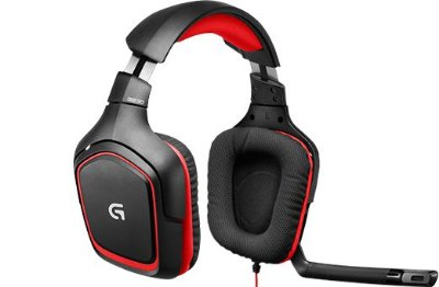 Headset Logitech Gamer G230