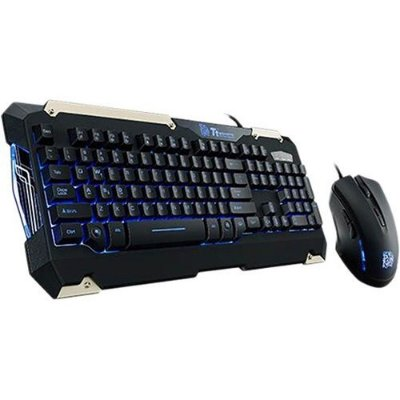 Teclado e Mouse Thermaltake Commander Gamer