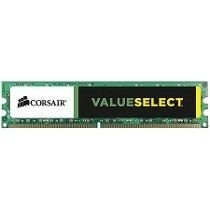 Memória Corsair Value Select 4GB 1600MHz DDR3
