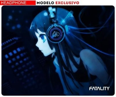 Mousepad Fatality Headphone