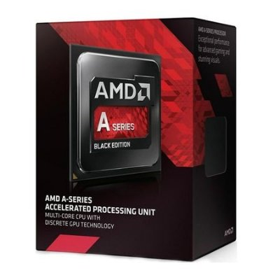 Processador AMD A-Series A10 7850K, Black Edition, Cache 4MB, 3.7GHz (4GHz Max Turbo) FM2+ AD785KXBJABOX