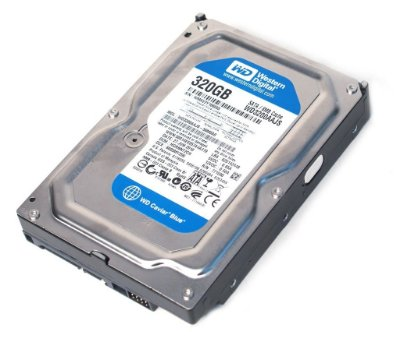 HD Desk Sata2 320GB Western Digital WD3200AAJS OEM I