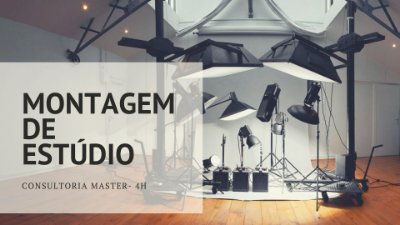 Consultoria de estúdio 4h com Renato Rocha Miranda