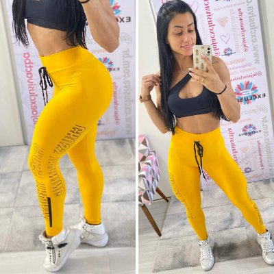 Legging Cross Light - várias cores