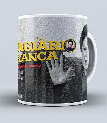 Caneca Estagiário da Franca