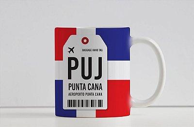 Caneca Aeroporto PUJ, Punta Cana - República Dominicana