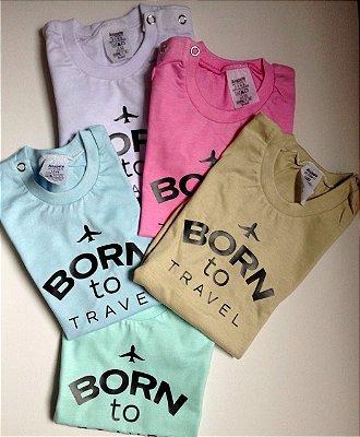 Baby Body Born to Travel