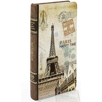 Caderno Viagem - Paris