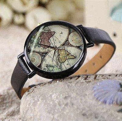Relógio World is Mine