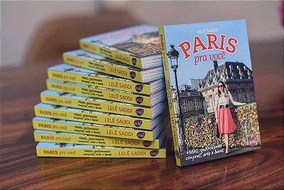 Livro: Paris pra você