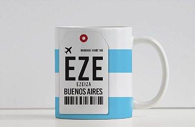 Caneca Aeroporto EZE, Ezeiza - Buenos Aires, Argentina