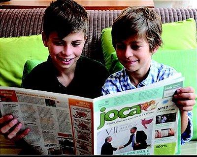 JOCA: um Jornal feito especialmente para crianças (Entrega Nacional)