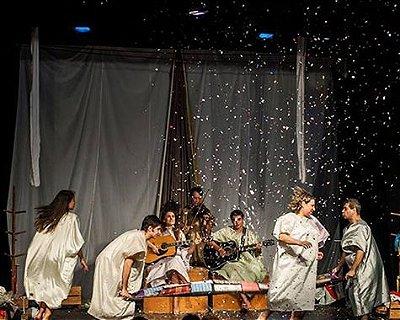Teatro infantil: Panos e Lendas (SÃO PAULO)