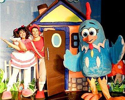 Teatro infantil: Dudinha, Mariana e a Galinha Pintadinha: Uma Aventura na Fazenda (SÃO PAULO)