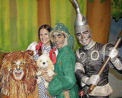 Teatro infantil: O Mágico de Oz - O Espetáculo (SÃO PAULO)