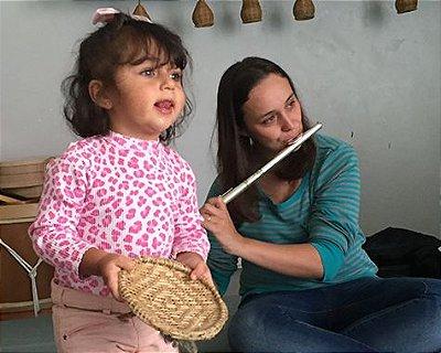 Musicalização para pequenos de 6 meses a 2 anos
