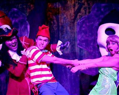 Teatro infantil: Peter Pan e Sininho na Terra do Nunca (SÃO PAULO)