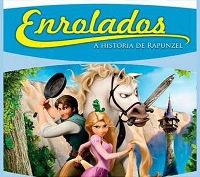 Teatro infantil: Enrolados: A História de Rapunzel (RIO DE JANEIRO)