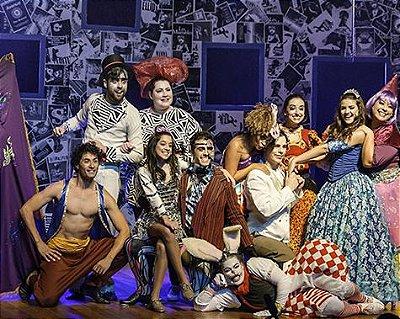 Teatro Infantil: Alice no País dos Musicais (SÃO PAULO)