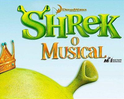 Teatro infantil: Shrek - O Musical TYA (SÃO PAULO)
