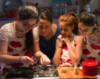 Aula de Culinária para Adolescentes (RIO DE JANEIRO)