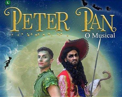 Teatro infantil: Peter Pan – O Musical (RIO DE JANEIRO)