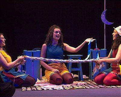 Teatro infantil: E quando chega a noite... (SÃO PAULO)
