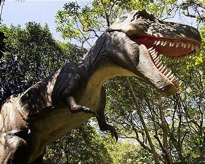 Zoológico + Exposição O Mundo dos Dinossauros