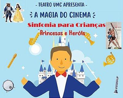 Teatro infantil: Sinfonia Para Crianças (SÂO PAULO)