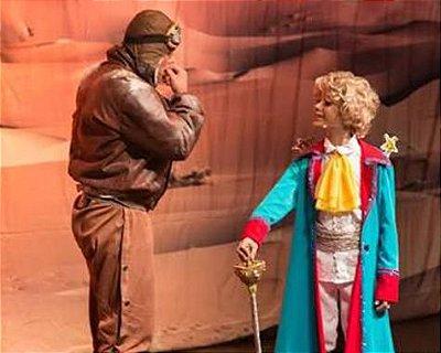 Teatro infantil: O Pequeno Príncipe (SÂO PAULO)