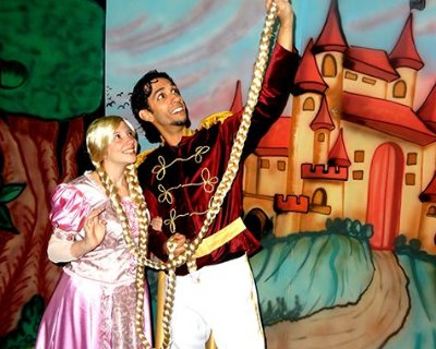 Teatro infantil: Rapunzel (SÃO PAULO)