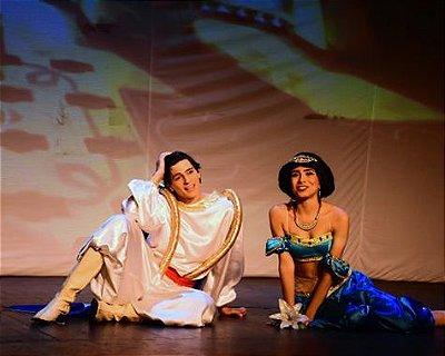 Teatro infantil: Aladim (SÃO PAULO)