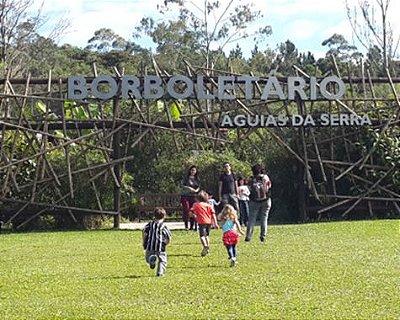 Borboletário Águias da Serra (Pertinho de São Paulo)