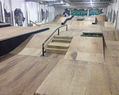 Aula de Skate em grupo no SkateCity (Centro de SP)
