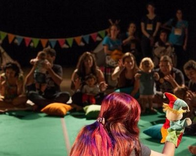 Teatro infantil: Teatro para bebês - Ilha da Música (SÂO PAULO)