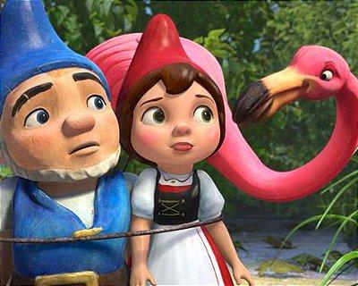 Cinema: Gnomeu e Julieta – O Mistério do Jardim