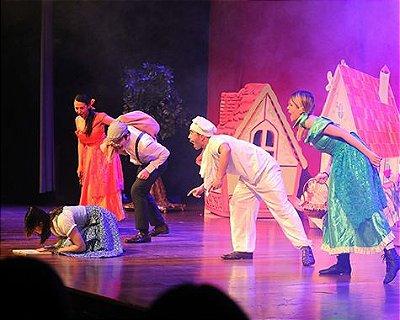 Teatro infantil: A Bela e a Fera (Centro de SP)