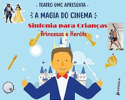 Teatro infantil: Sinfonia para Crianças (SÃO PAULO)